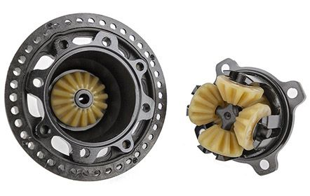 All New Ultra-precise Rear Gear Differential for Maximum Performance