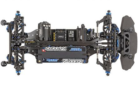Updated Narrow Chassis Shape with Optimized Flex Characteristics