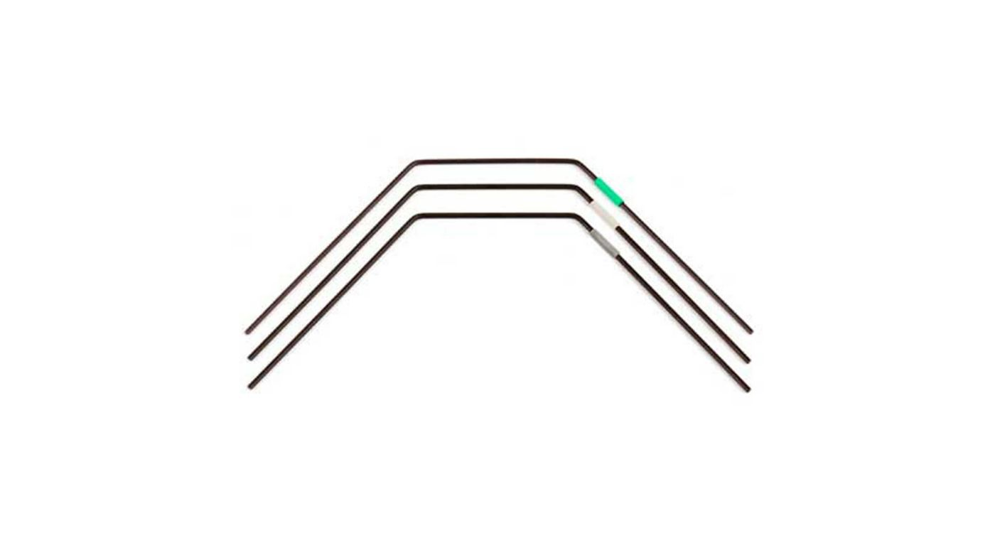 Image for Factory Team Rear Anti-roll Bar Set from HorizonHobby