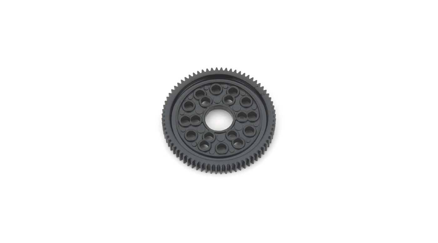 Image for 72T Spur Gear: TC3, TC4 from HorizonHobby