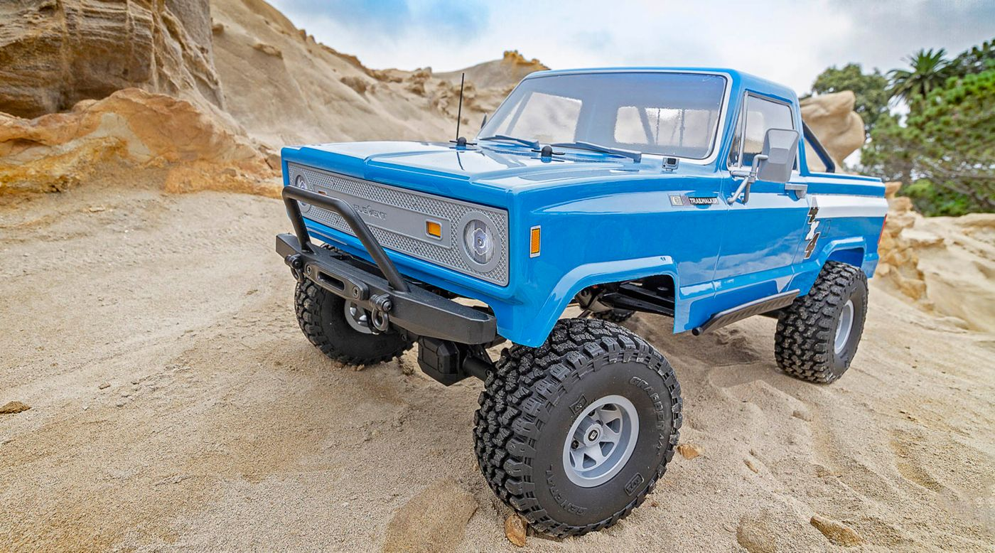 Image for Element RC 1/10 Enduro Trailwalker 4x4 Trail Truck RTR LiPo Combo from HorizonHobby
