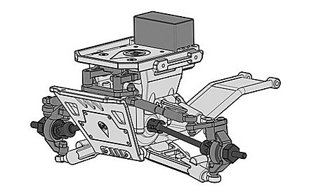IFS Conversion for Enduro Chassis