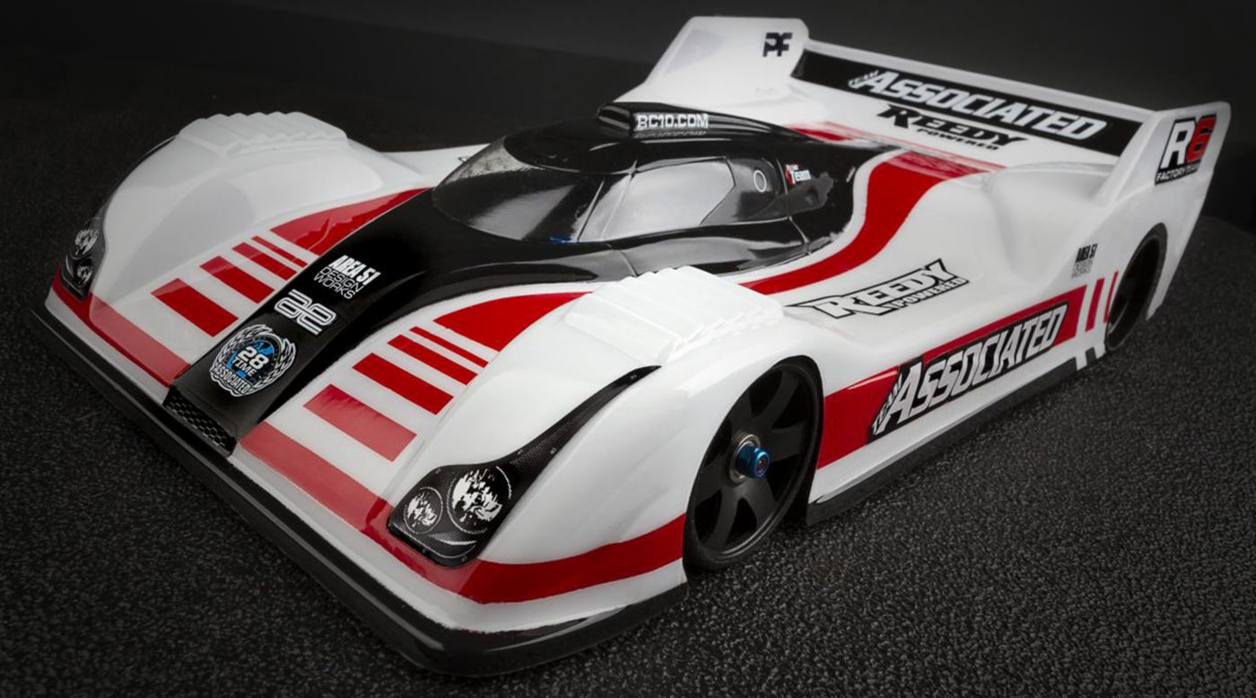 Image for 1/12 RC12R6 2WD GTP Factory Team Kit from HorizonHobby