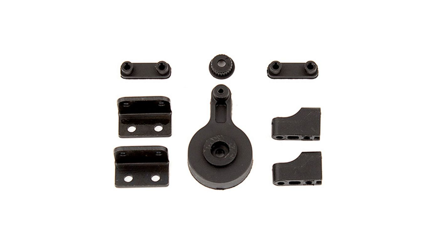Image for Servo Saver and Servo Mounts: CR12 from HorizonHobby