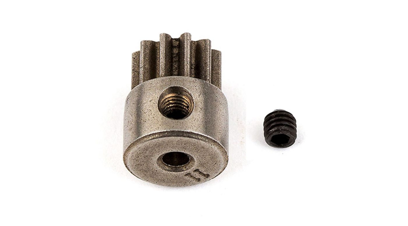 Image for Pinion Gear 11T: CR12 from HorizonHobby