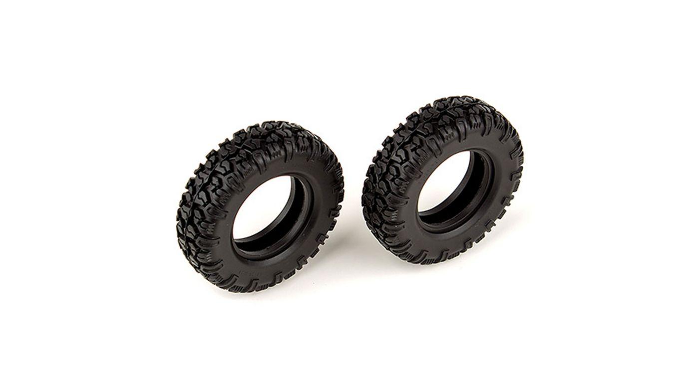 Image for 1/12 Multi-Terrain Tires (2): CR12 from HorizonHobby