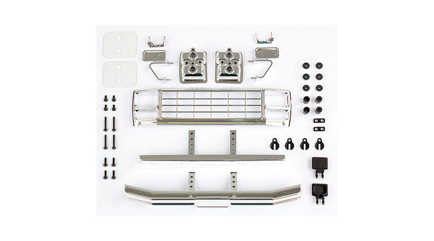 Image for Ford F-150 Grill and Accessories Set: CR12 from HorizonHobby