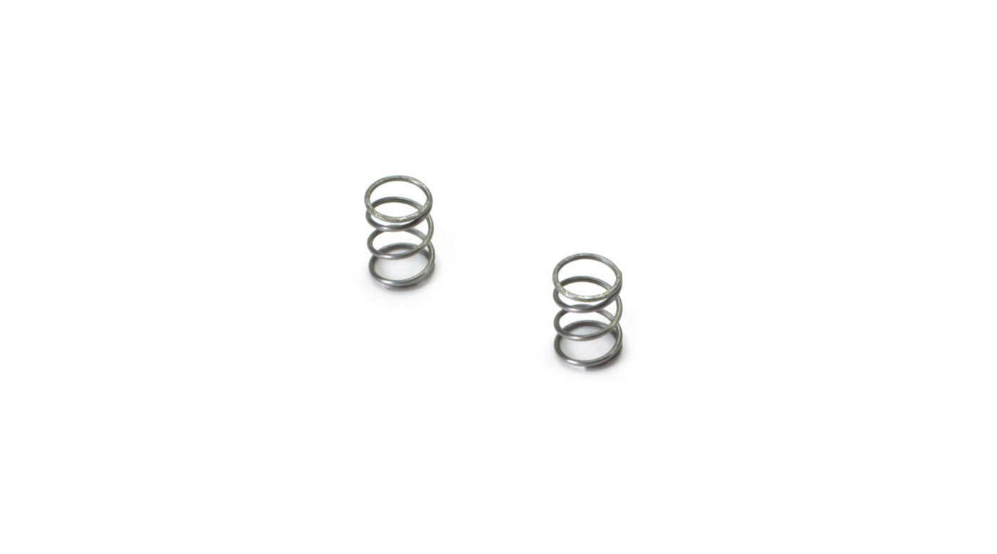 Image for Springs, .016 Wire: 10L/12L Silver from HorizonHobby