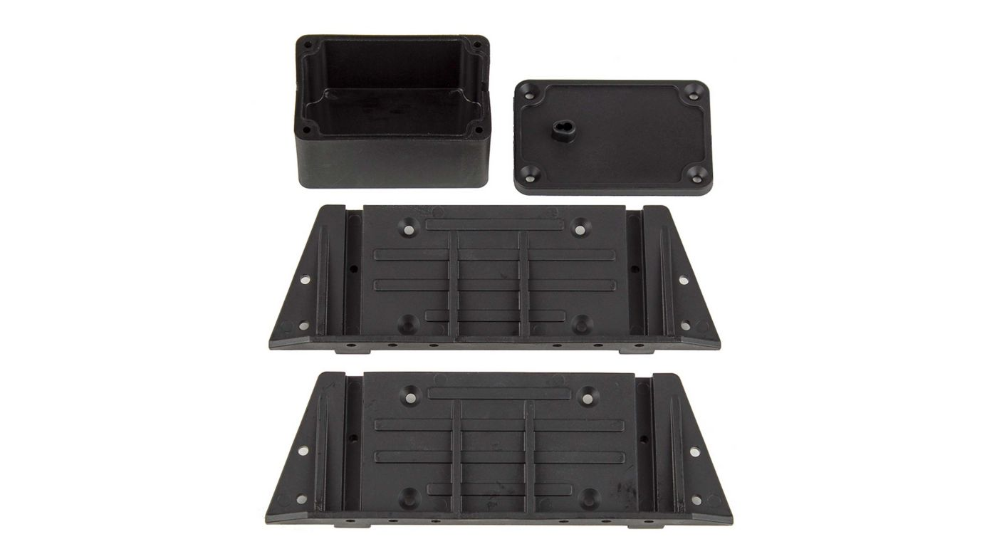 Image for Floor Boards and Receiver Box: Enduro from HorizonHobby