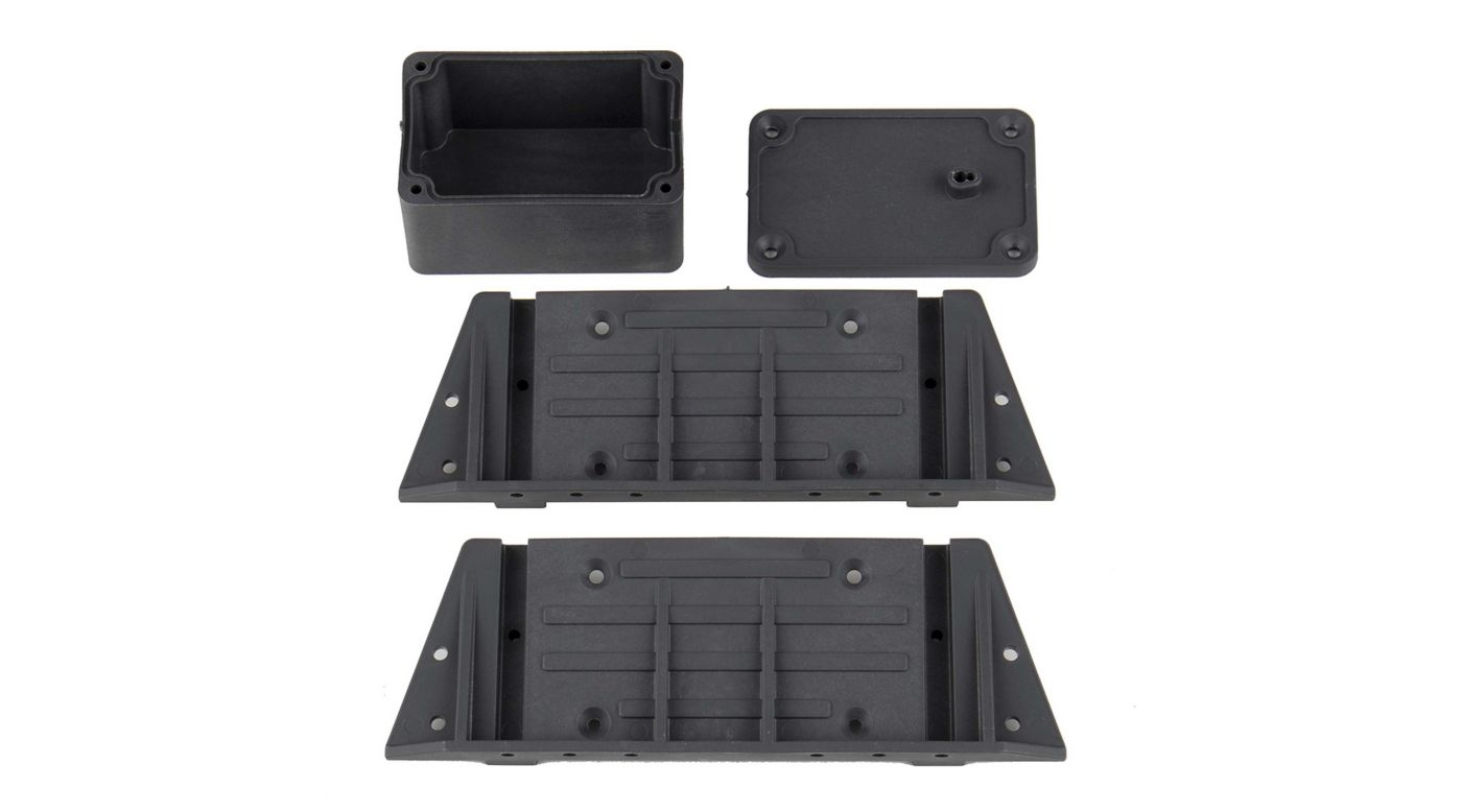 Image for Floor Boards and Receiver Box, Hard: Enduro from HorizonHobby