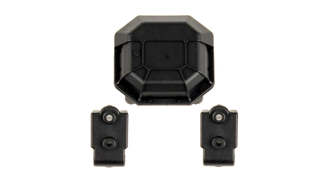 Image for Diff Cover and Lower 4-Link Mounts: Enduro from HorizonHobby