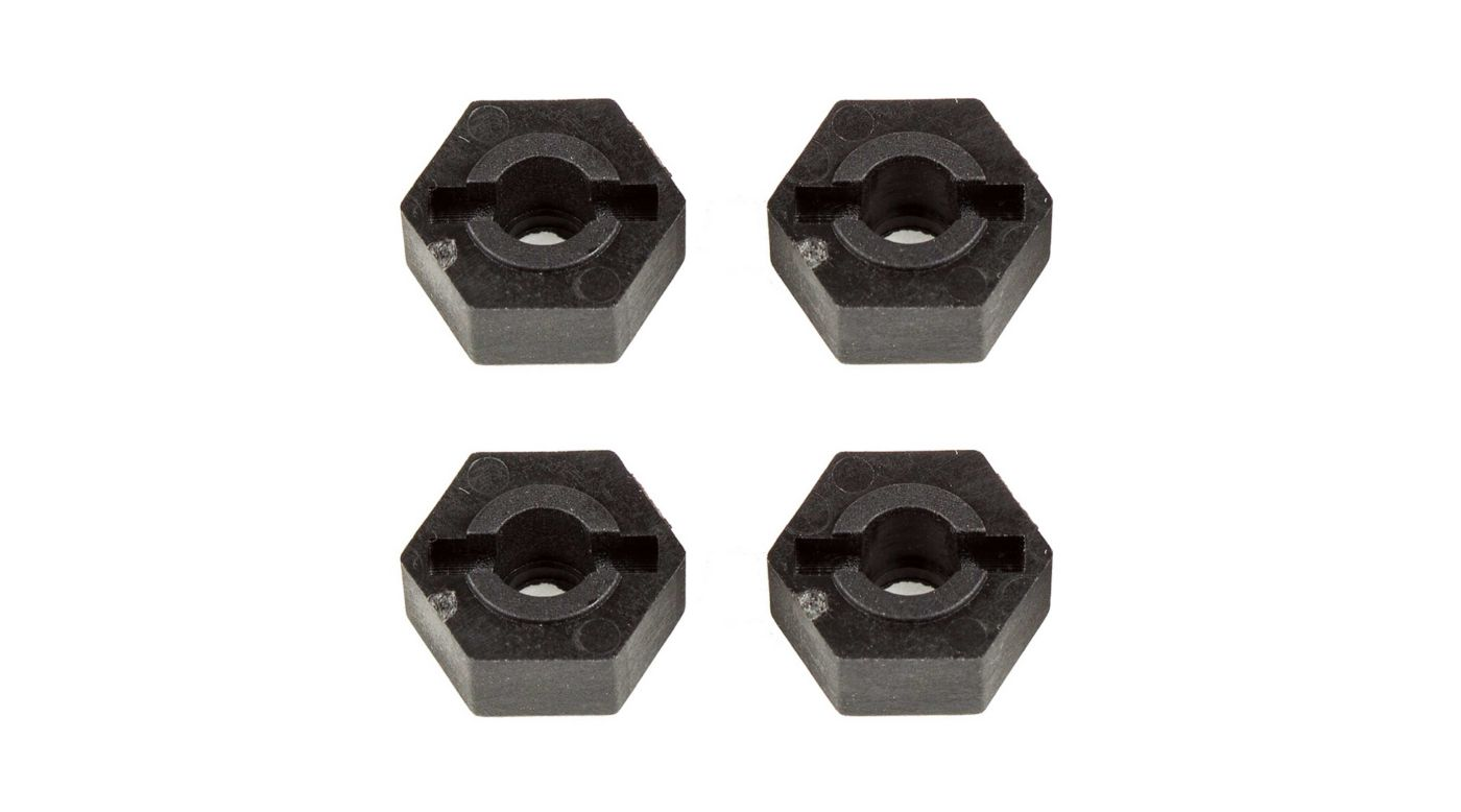 Image for Wheel Hexes 6 mm: Enduro from HorizonHobby