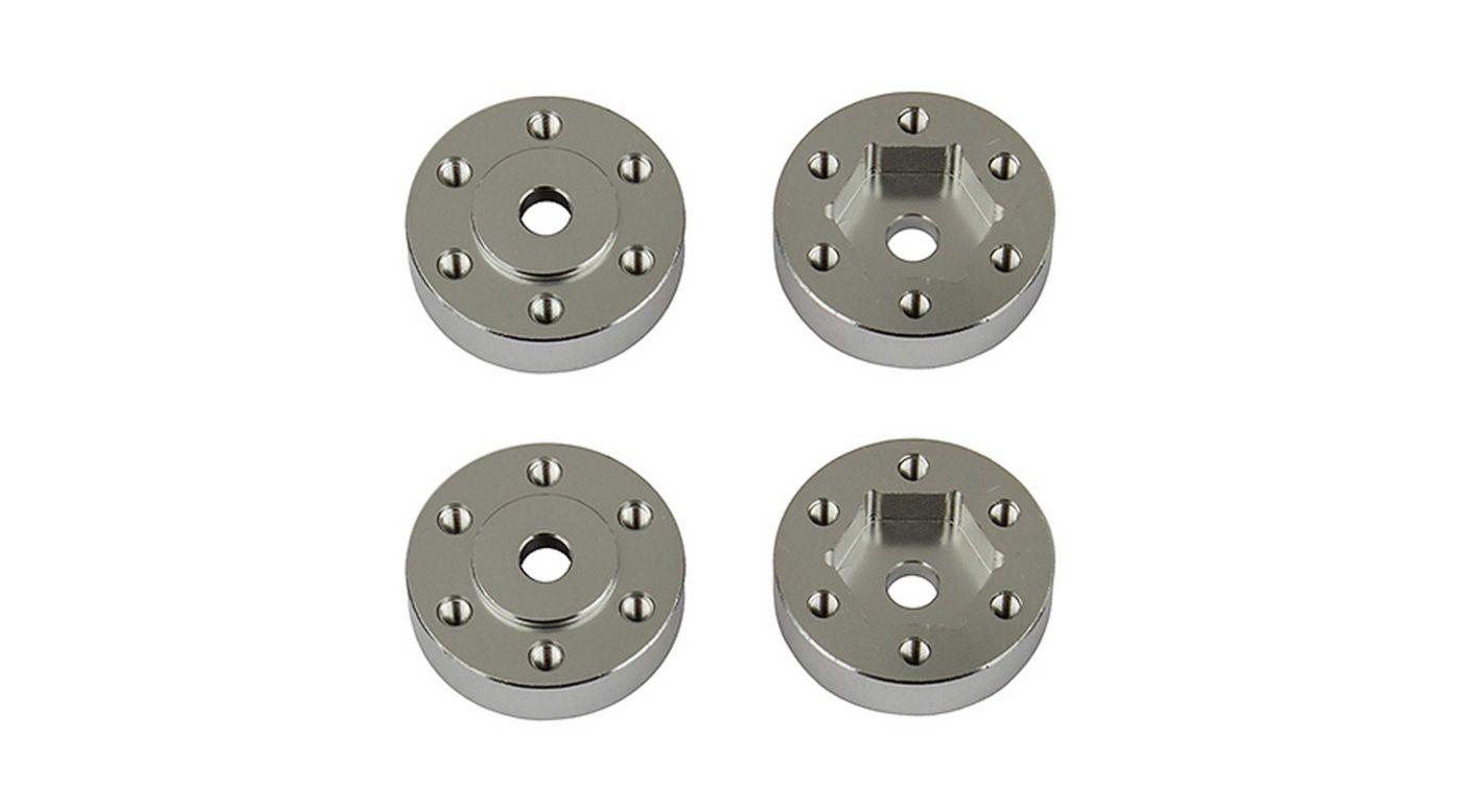 Image for Beadlock Hex Adapters, Aluminum: FT Enduro from HorizonHobby