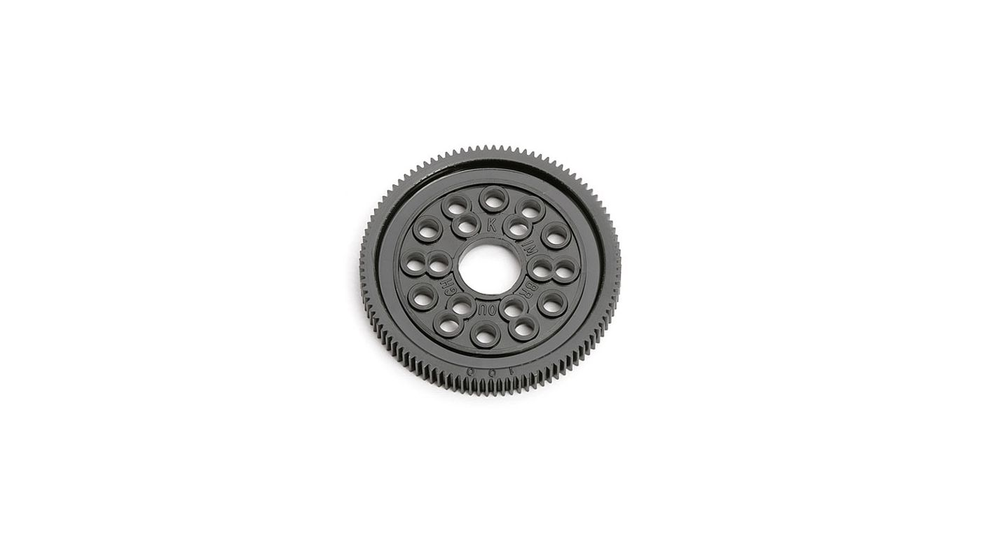 Image for 64P Spur Gear, 100T: 12L4 from HorizonHobby