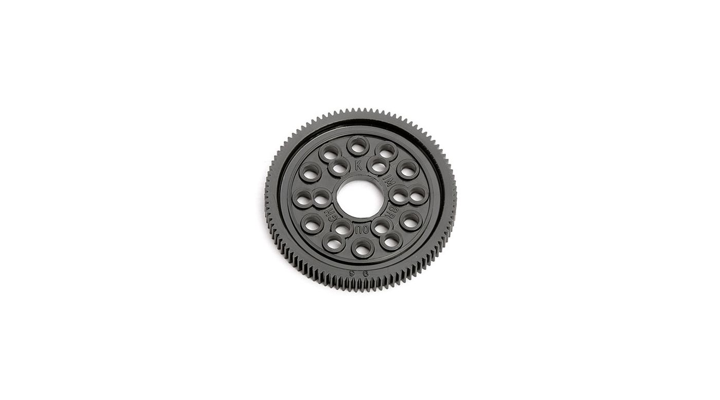 Image for 64 Pitch, 96T Spur Gear: 12R5 from HorizonHobby