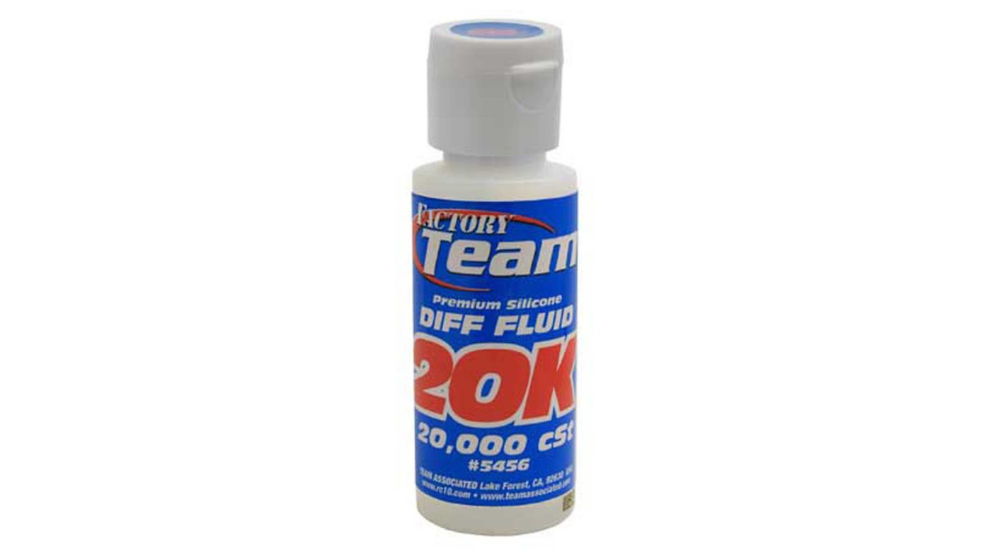 Image for Factory Team Silicone Diff Fluid, 20,000 cSt 2oz from HorizonHobby