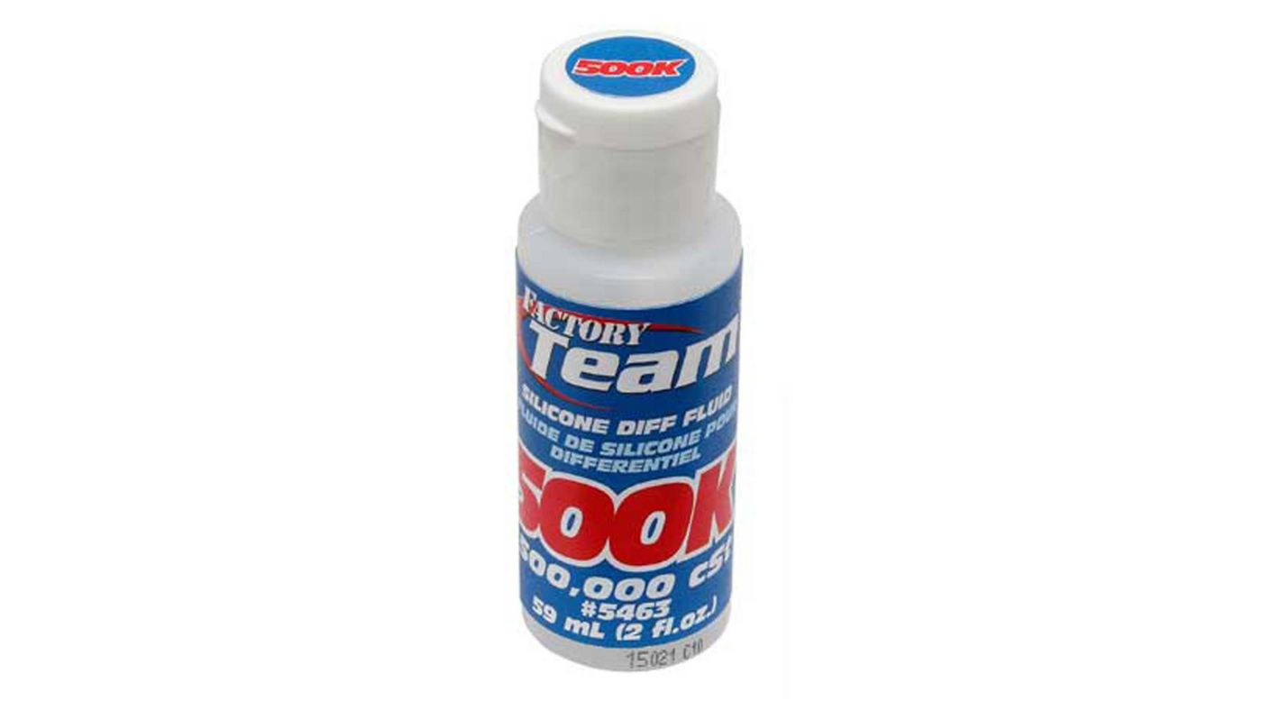 Image for Factory Team Silicone Diff Fluid, 500,000 cSt 2oz from HorizonHobby