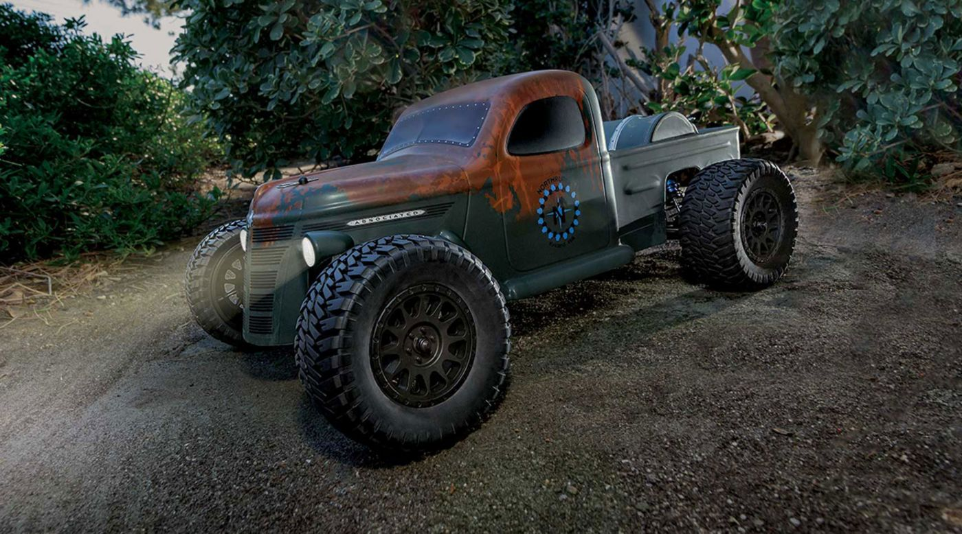 Image for 1/10 Trophy Rat 2WD SCT Brushless RTR LiPo Combo from HorizonHobby