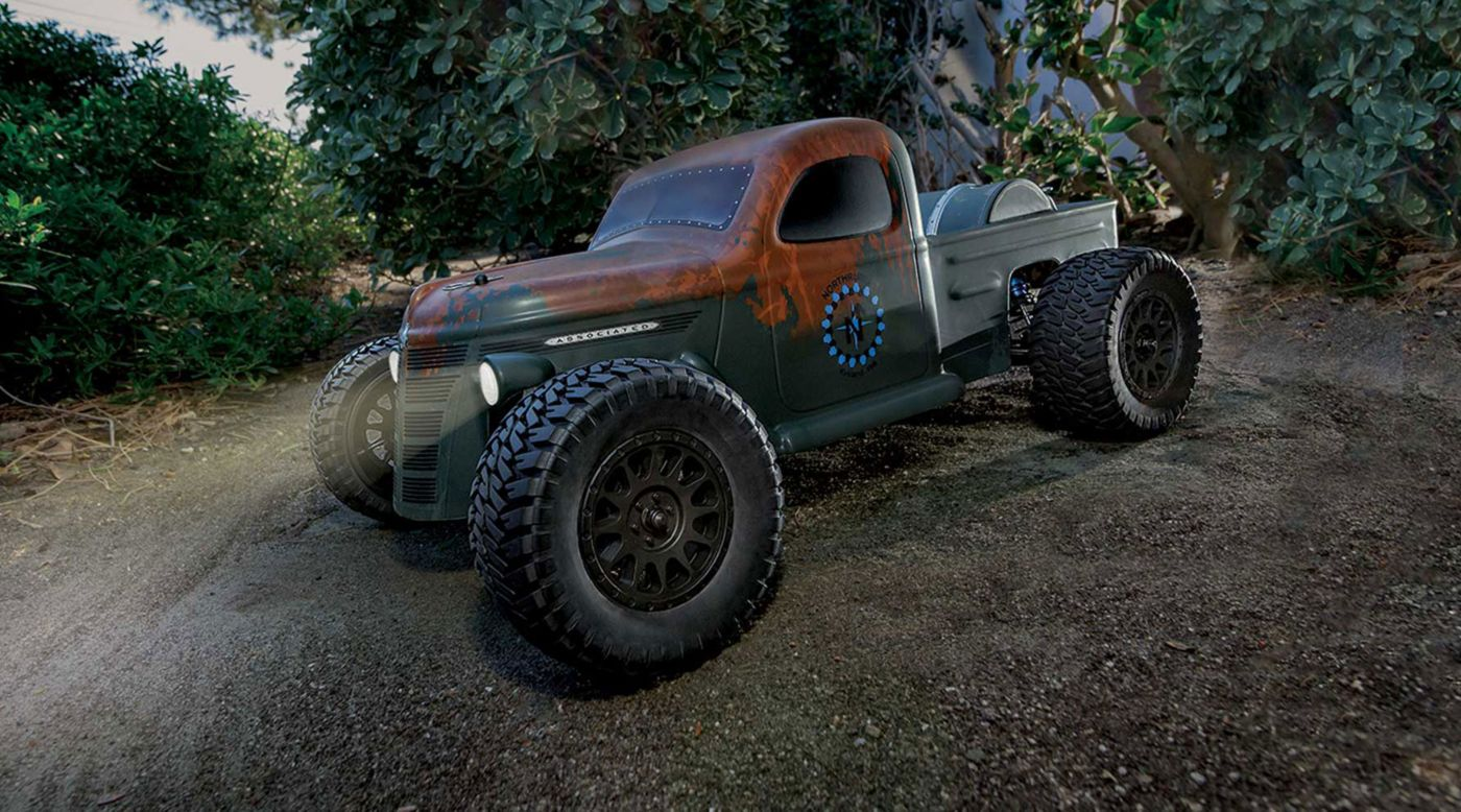 Image for 1/10 Trophy Rat 2WD SCT Brushless RTR from HorizonHobby
