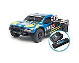 Team Associated - 1/10 ProSC 4WD SCT Brushless RTR LiPo Combo, Blue