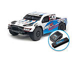 Team Associated - 1/10 ProSC 4WD SCT Brushless RTR LiPo Combo, White