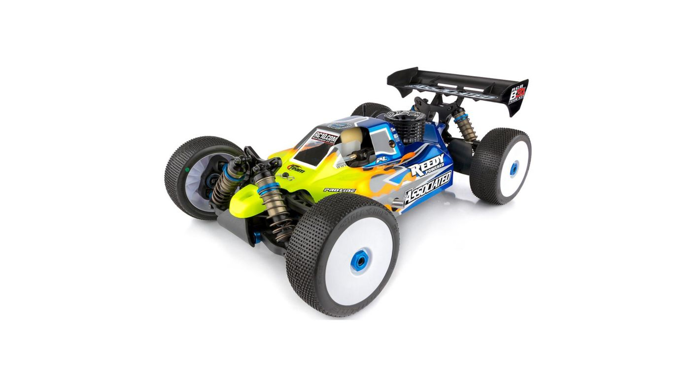 Image for 1/8 RC8B3.1 4WD Buggy Team Kit from HorizonHobby