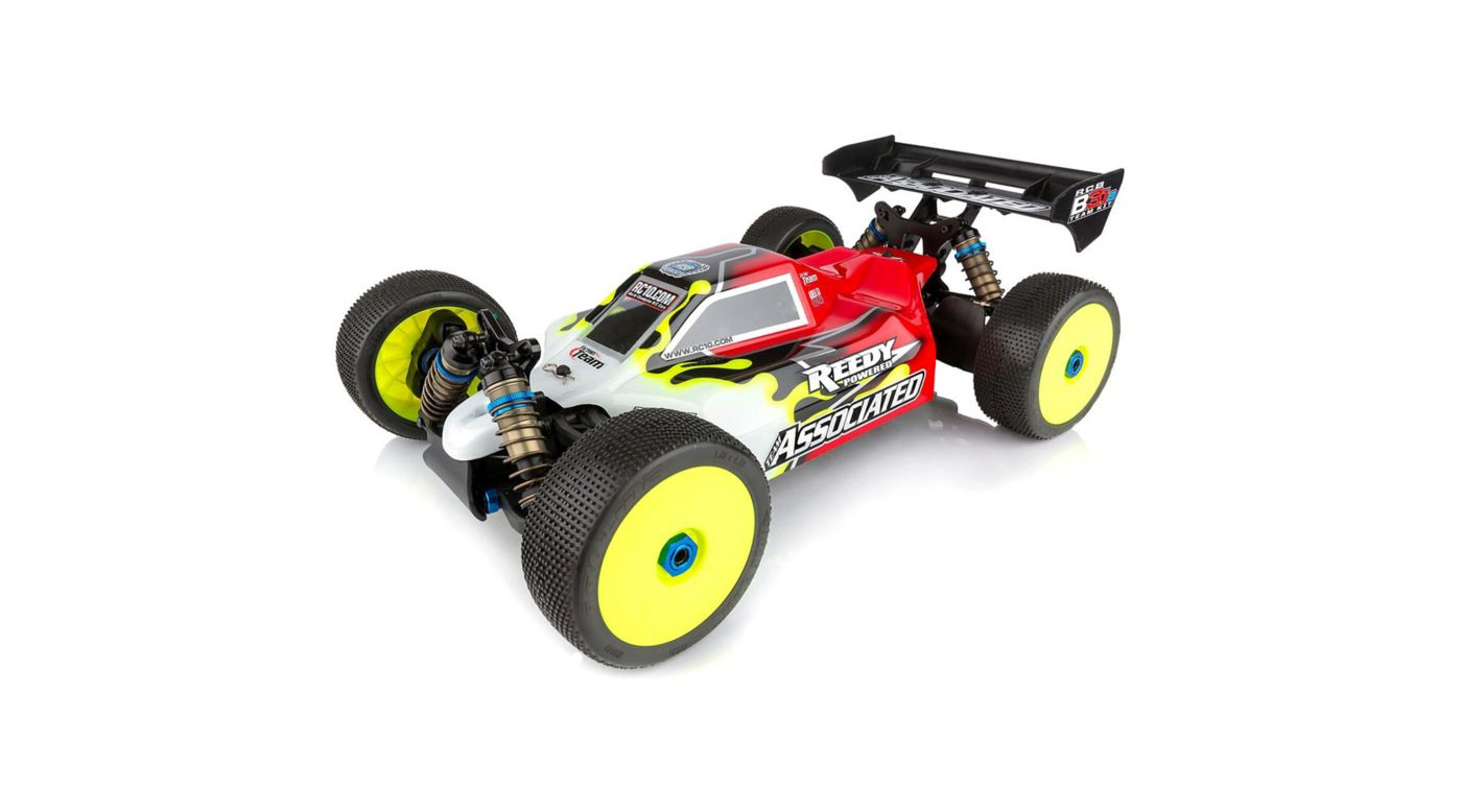 Image for 1/8 RC8B3.1e 4WD Buggy Team Kit from Horizon Hobby