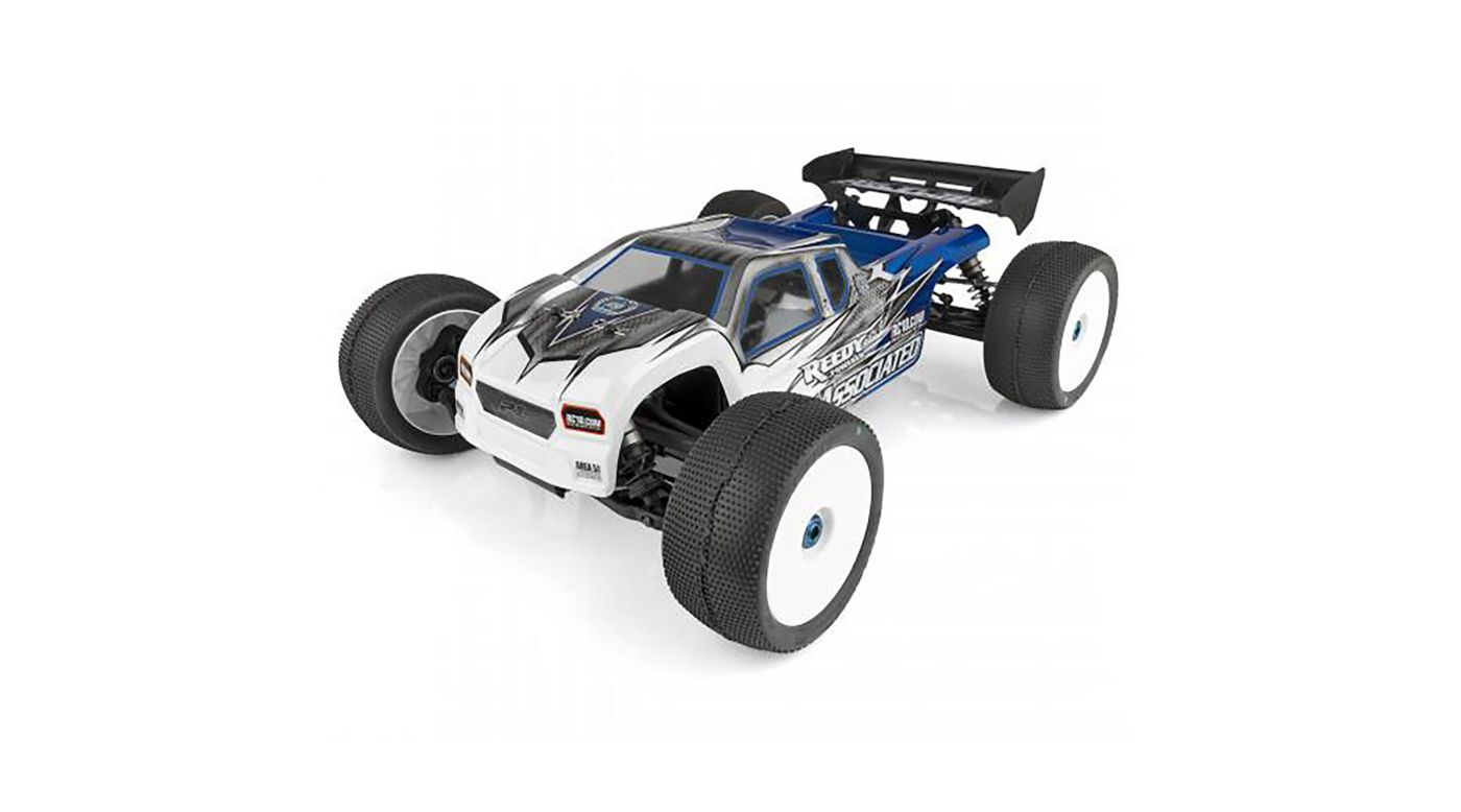Image for 1/8 RC8T3.1e 4WD Electric Truggy Team Kit from HorizonHobby