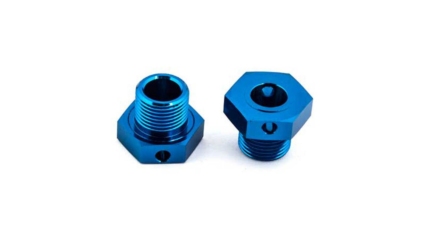 Image for Wheel Hexes, +1mm Wide: RC8B3 from HorizonHobby