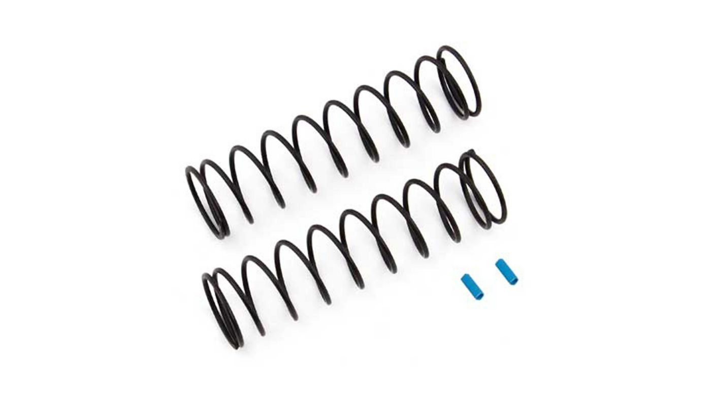 Image for Rear Springs V2, Blue, 4.3 lb/in, L86, 10.5T, 1.6D (2) from HorizonHobby