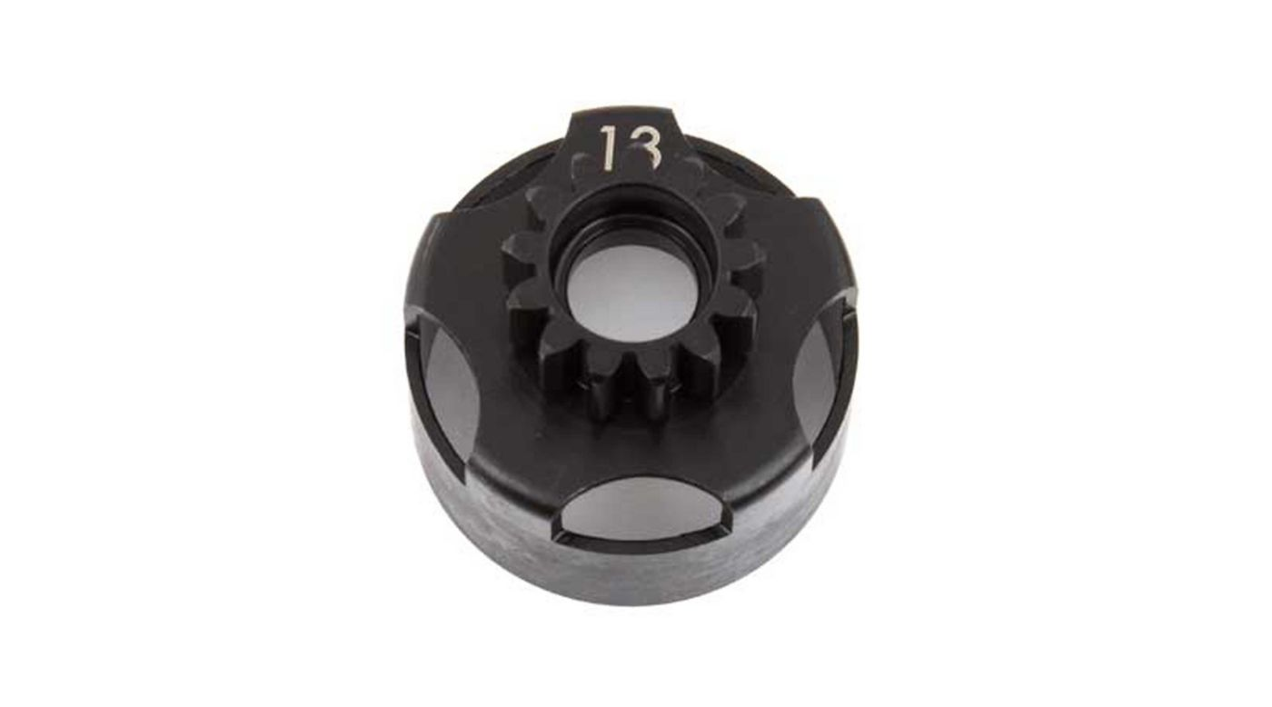 Image for Clutch Bell, 13T, Vented, 4-Shoe from HorizonHobby