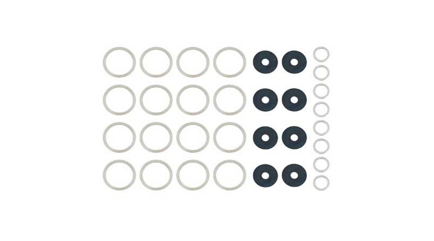 Image for Differential Shim Set: RC8B3.1 from HorizonHobby