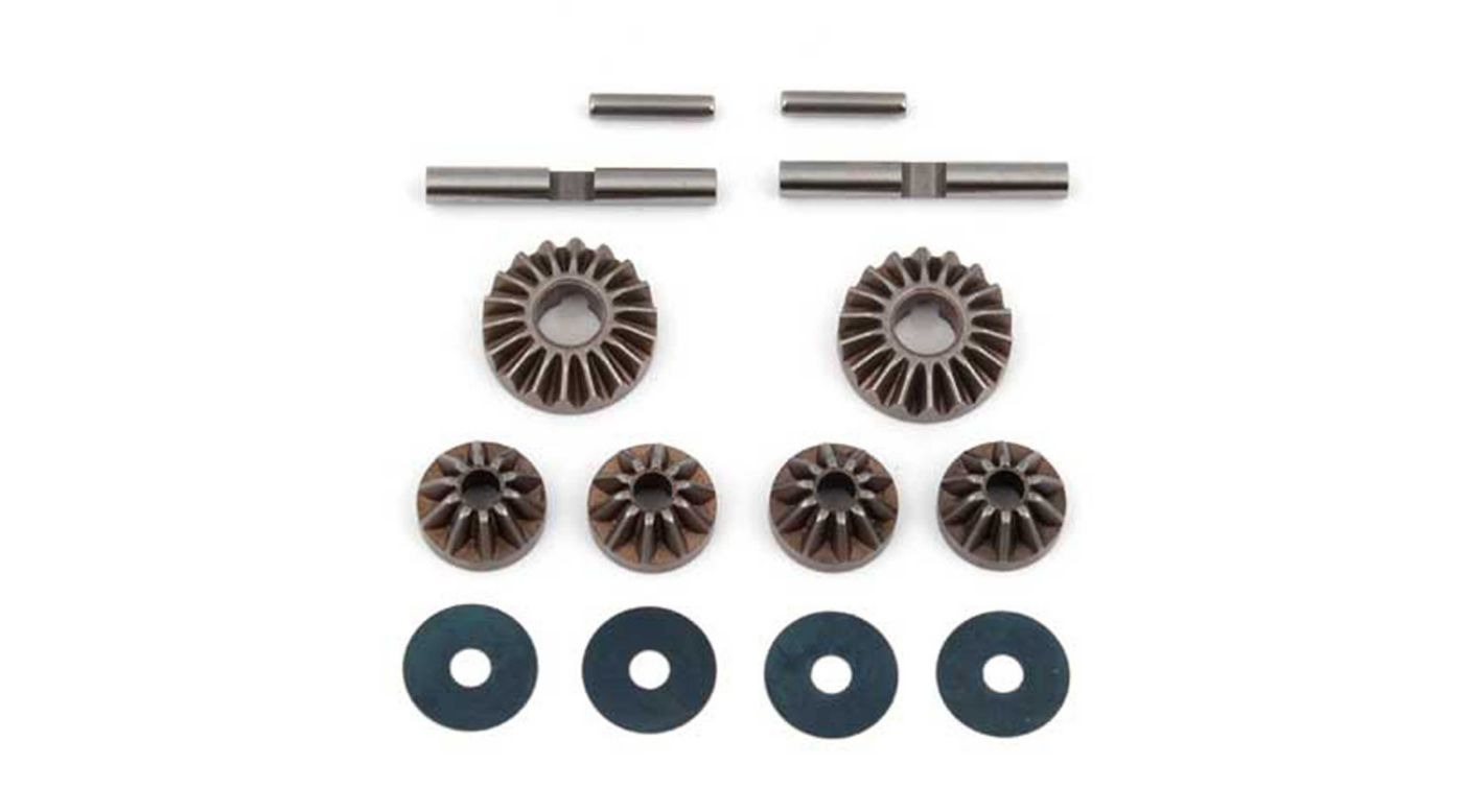 Image for Differential Gear Set, LTC: RC8B3.1 from HorizonHobby