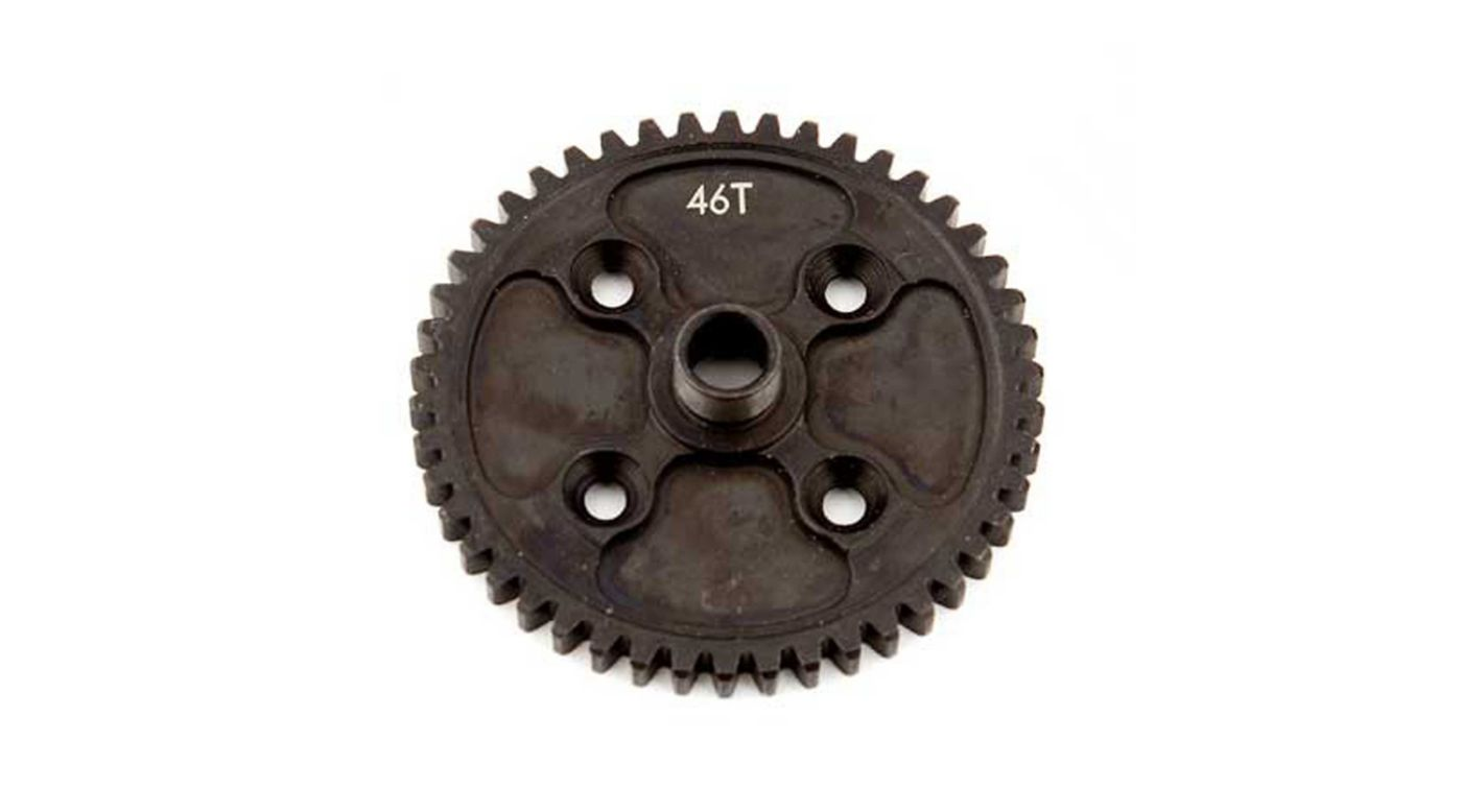 Image for Spur Gear, 46T, Mod 1P: RC8B3.1 from HorizonHobby