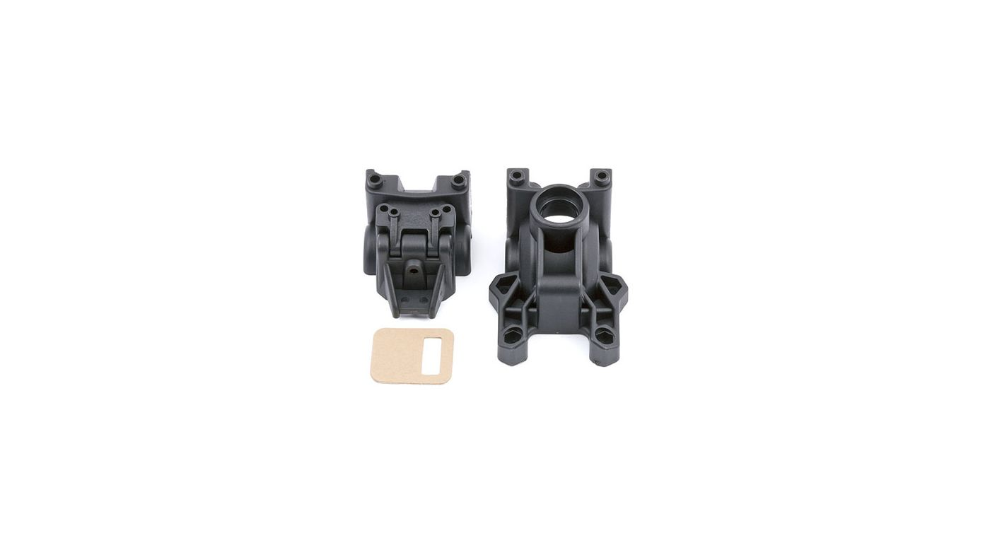 Image for Gearbox, Front and Rear: RC8 from HorizonHobby