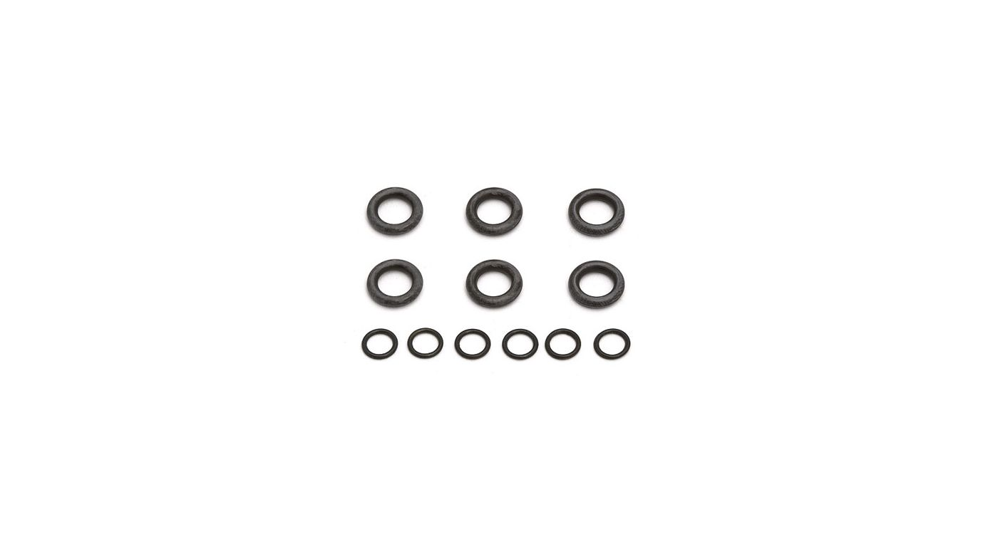 Image for Differential O-Rings: RC8 from HorizonHobby