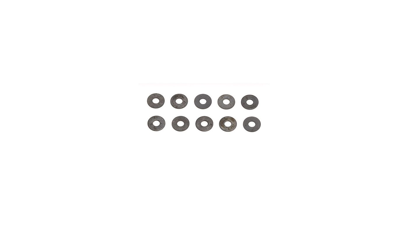 Image for Washer 3 X 8mm (10) from HorizonHobby