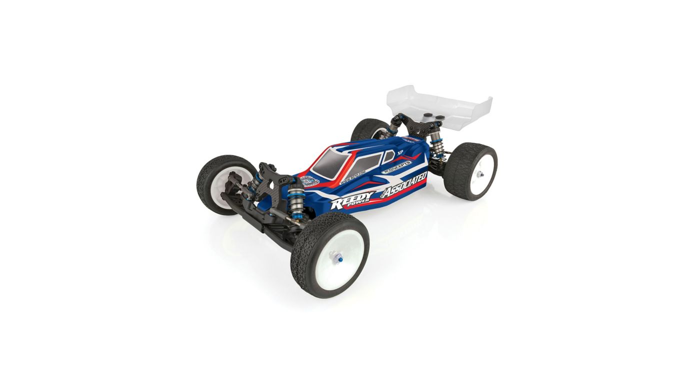 Image for RC10B6.1DL 2WD Electric Buggy Team Kit Limited Edition from HorizonHobby