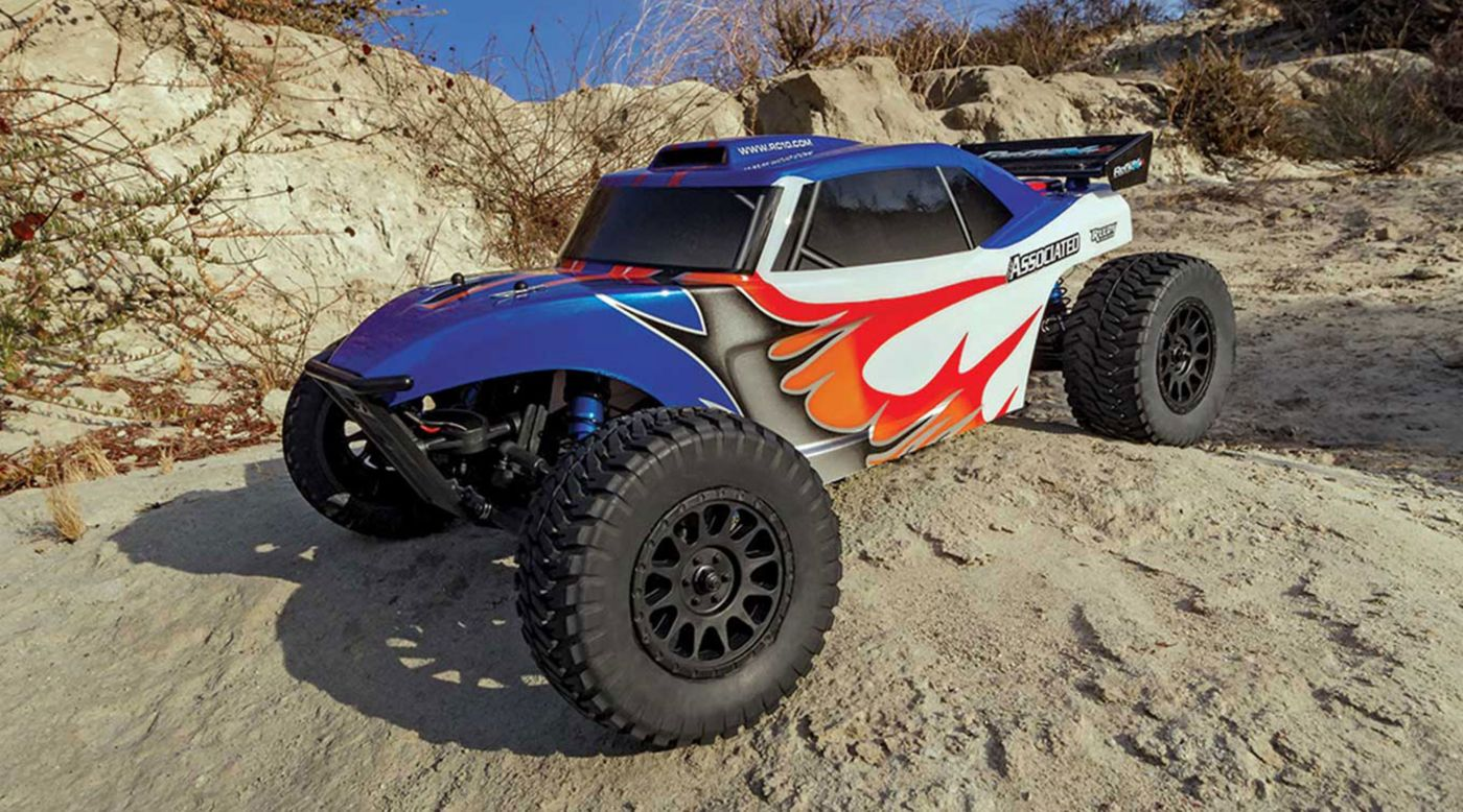 Image for 1/10 Reflex DB10 2WD Buggy Brushless with LiPo RTR from HorizonHobby