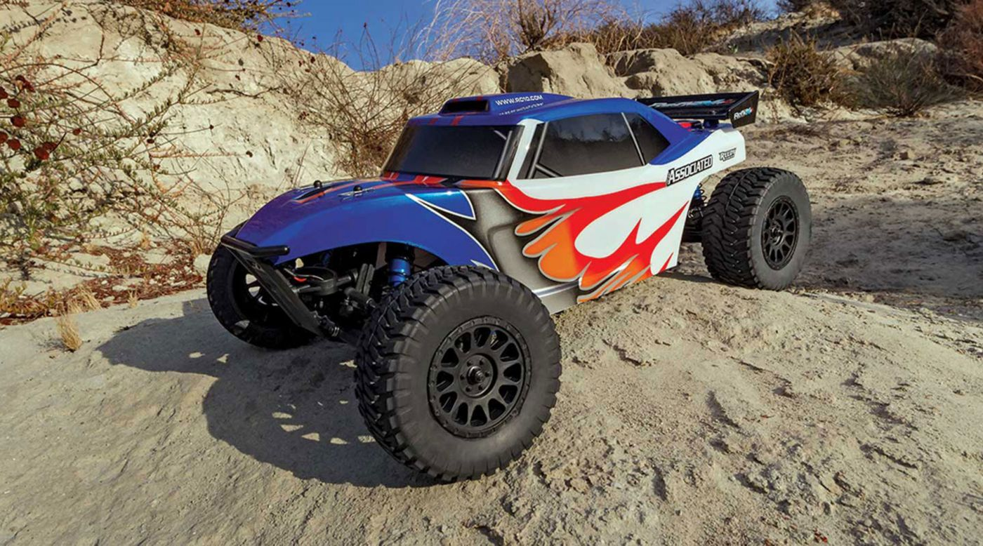 Image for 1/10 Reflex DB10 2WD Buggy Brushless RTR from HorizonHobby
