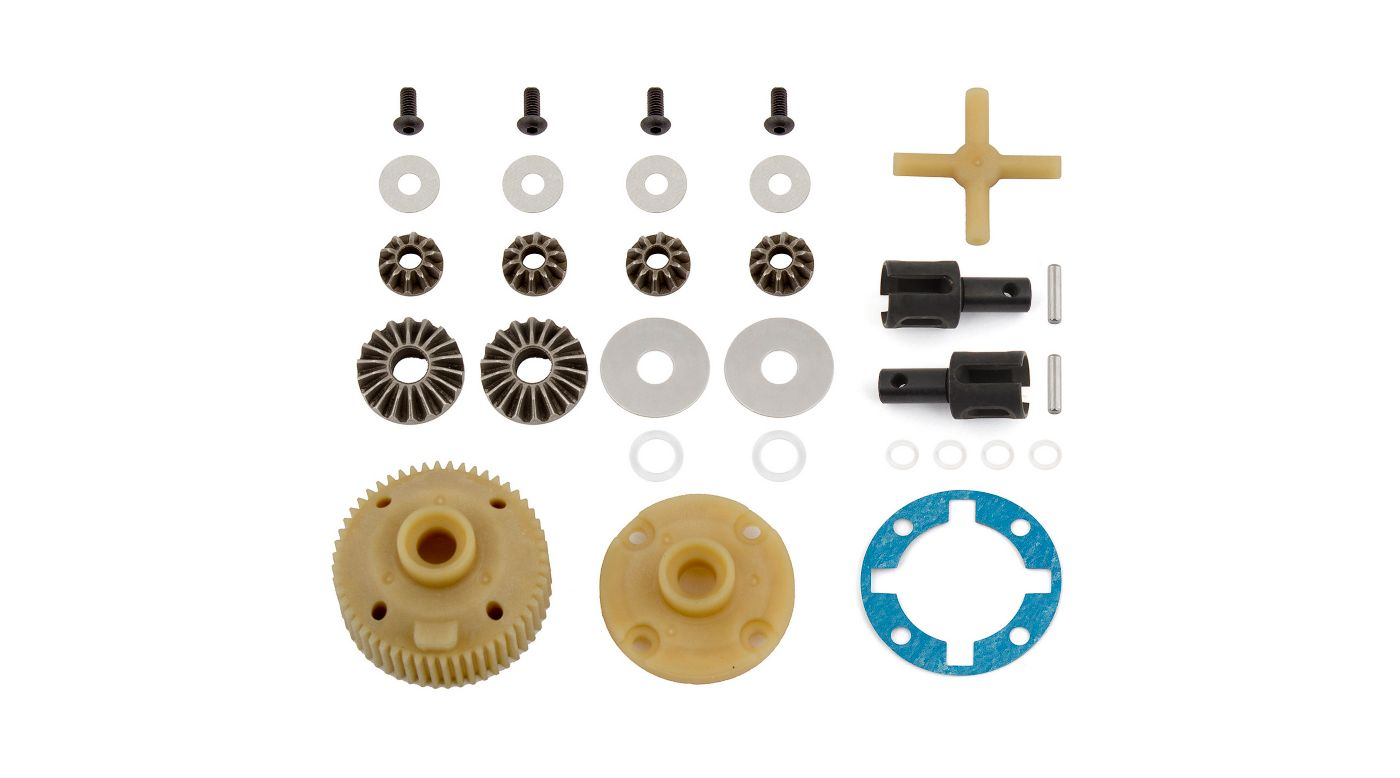 Image for Gear Differential Kit: B6.1 from HorizonHobby