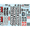 Decal Sheet: RC10B74