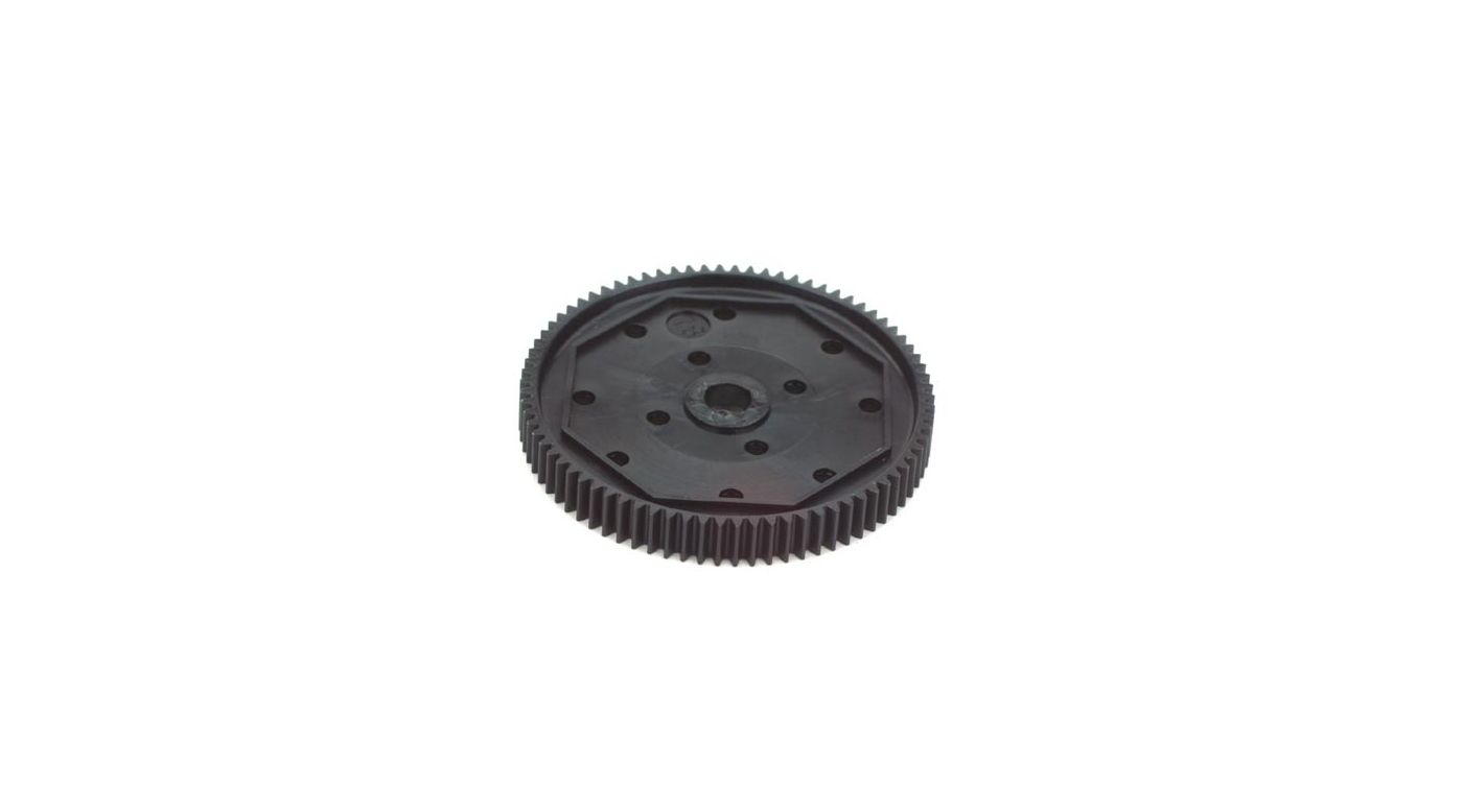 Image for Spur Gear, 78T, 48P: B4/T4 from HorizonHobby