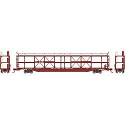 Athearn 14426 N F89-F Tri-Level Auto Rack Denver & Rio Grande Western #910796