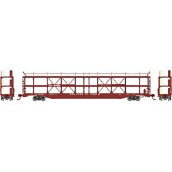 Athearn 14427 N F89-F Tri-Level Auto Rack Denver & Rio Grande Western #910811