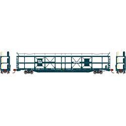 Athearn 14428 N F89-F Tri-Level Auto Rack WAB #910210