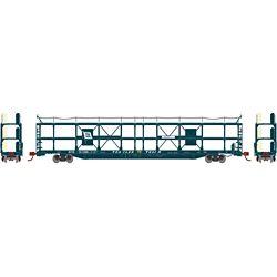 Athearn 14429 N F89-F Tri-Level Auto Rack WAB #910212