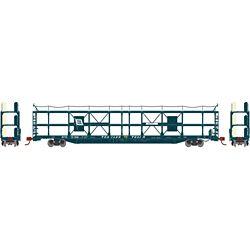 Athearn 14430 N F89-F Tri-Level Auto Rack WAB #911381