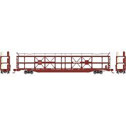 Athearn 14431 N F89-F Tri-Level Auto Rack Union Pacific #911613