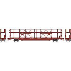 Athearn 14471 N F89-F Bi-Level Auto Rack GM&O #912856